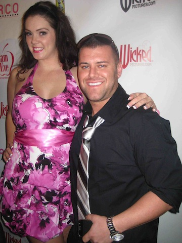 Alison Tyler & Mike Hellerstein